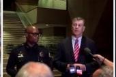 Mayor: A heartbreaking moment for Dallas