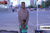 Dallas protester advocates change via love