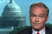 Senator Kaine on Being Vetted for VP
