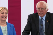 Sanders endorses Hillary Clinton