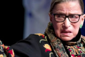Ginsburg Criticized for Criticizing Trump
