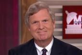 Possible VP Pick Vilsack, Clinton Clash on...