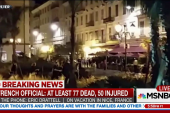 Eyewitness recounts Nice attack