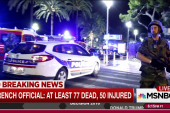 Attack witness: 'a sea of people just...