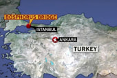Military activity reported in Istanbul,...