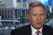 Gary Johnson weighs in on Pence pick