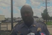 Police search for suspects in Baton Rouge...
