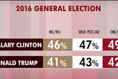 What the latest polls say about the race