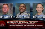 Edwards: Baton Rouge police ambush Is not...