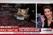 Giuliani's speech a political Rorschach test