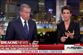 Melania Trump speech scandal rocks convention