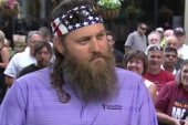 Duck Dynasty star: Trump resonated with me
