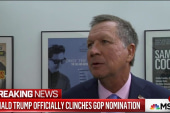 Kasich: Americans are faced with no choice