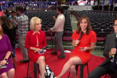 The 'Road Warriors' recap day 2 of RNC