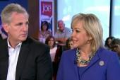 GOP governor previews her RNC speech