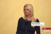 Florida's Pam Bondi speaks at the RNC