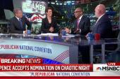 Trump gambles with Cruz and loses