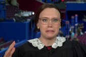 'RBG' joins Weekend Update