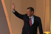 Cruz, drama and a made-for-TV convention