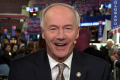 Hutchinson 'Disappointed' by Cruz, ...