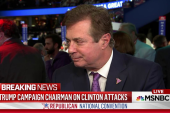 Manafort: Women afraid husbands can't pay...