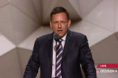 Peter Thiel: 'I am proud to be gay'