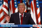 Donald Trump: 'I am your voice'