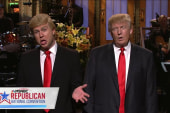 SNL's Darrell Hammond on the RNC and Trump