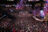 How did the RNC fare?