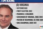 Excitement builds for Clinton's VP pick