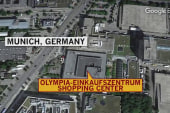 Police: Shooting at Munich shopping center