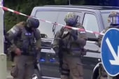 U.S. consulate in Munich: Shots fired at...