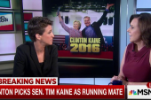 Progressives assess merits of Sen Tim Kaine