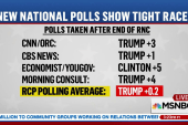 New polls make Democrats very nervous