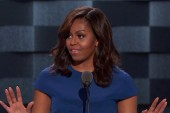 Michelle Obama: 'When they go low, we go...