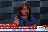 Full video: Michelle Obama 2016 DNC address