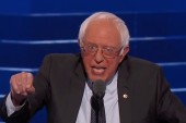 Sanders thanks supporters