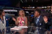 Young delegates react to first night of DNC