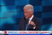 Clinton: 'You nominated the real one'