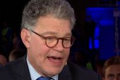 Franken: Trump's Comments 'Outrageous'