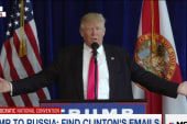 Clinton Campaign: Trump Encouraging...