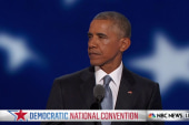 Obama: Hillary won't relent on ISIL