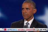 Obama: 'America, you have vindicated that...