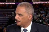 Holder: Trump's Russia remarks disqualifying