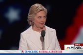 Clinton to voters: 'Progress is possible'