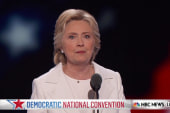 Clinton: 'Sanders and I' will work on...