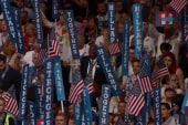 RNC and DNC showcased different Americas