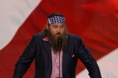 Duck Dynasty star: Trump will have America...