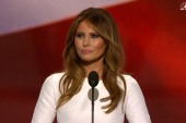 Melania Trump: 'Trump is ready to serve'