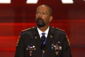Sheriff David Clarke: Trump can make our...